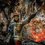 آتش سوزی ساختمان پلاسکو | آتش مهاران نوین آریا
