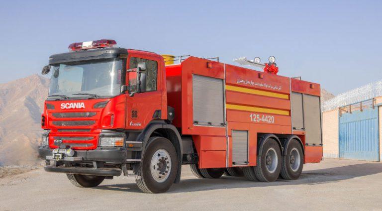 ماشین های سنگین آتش نشانی | ماشین های آتش نشانی | آتش مهاران نوین آریا