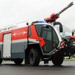 تفاوت ماشین آتش نشانی آمریکا و اروپا | آتش مهاران نوین آریا