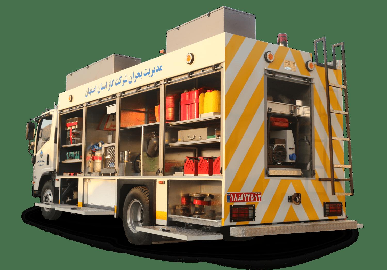 عرضه تجهیزات آتش نشانی و ایمنی | آتش مهاران نوین آریا