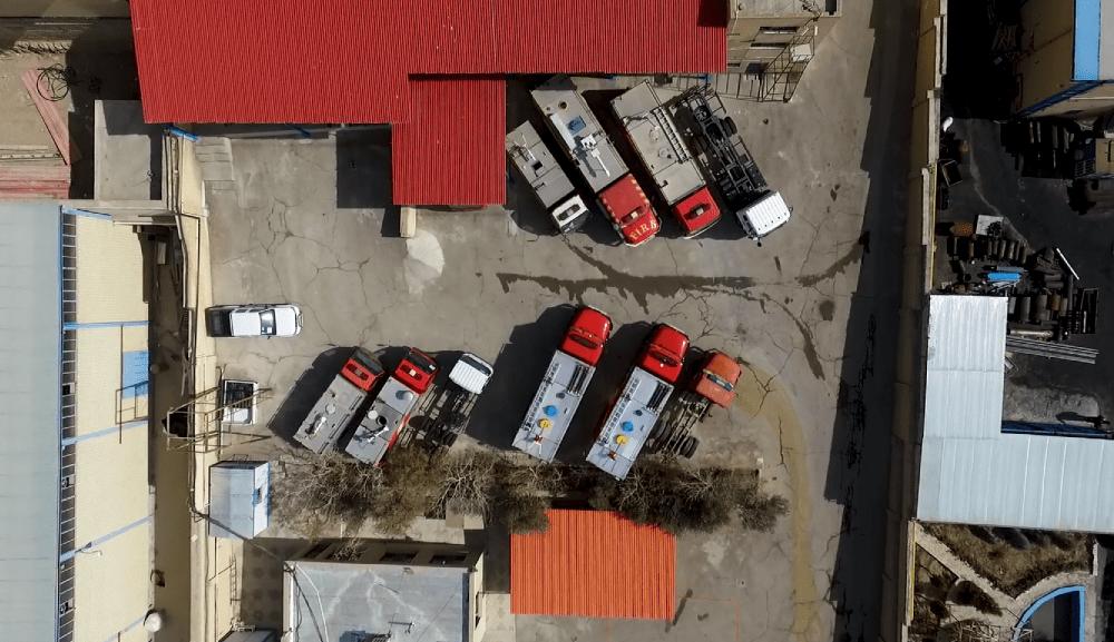 بازسازی و نوسازی ماشین های آتش نشانی | آتش مهاران نوین آریا